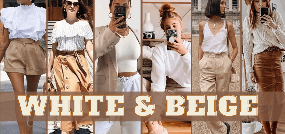 white beige The Pixie Life